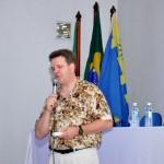 Visita do Chefe de Pesquisa da Força Aérea Americana (USAF), Dr. Harold Weinstock e de pesquisadores da Base Aérea de Hanscom - Foto 8